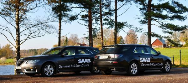 Saab 9-5 Sportkombi, BioPower und TTiD XWD