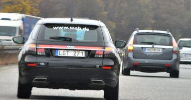 Saab 9-5 Sportkombi und Saab 9-3 Sportkombi