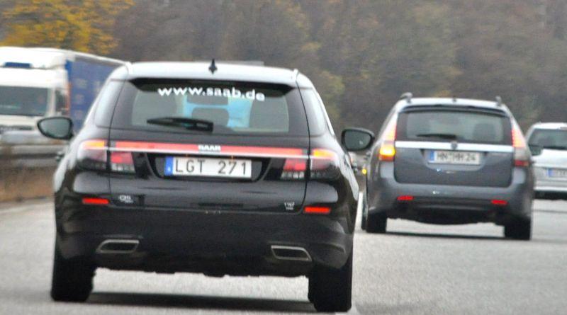Saab 9-5 sportkläder och Saab 9-3 sportkläder