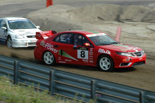 Per Eklund Racing - Photo by Per Bäckman