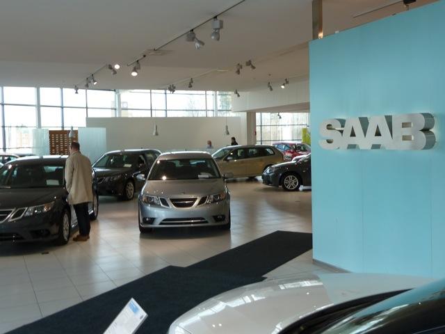 Saab Impressionen: ANA Trollhättan