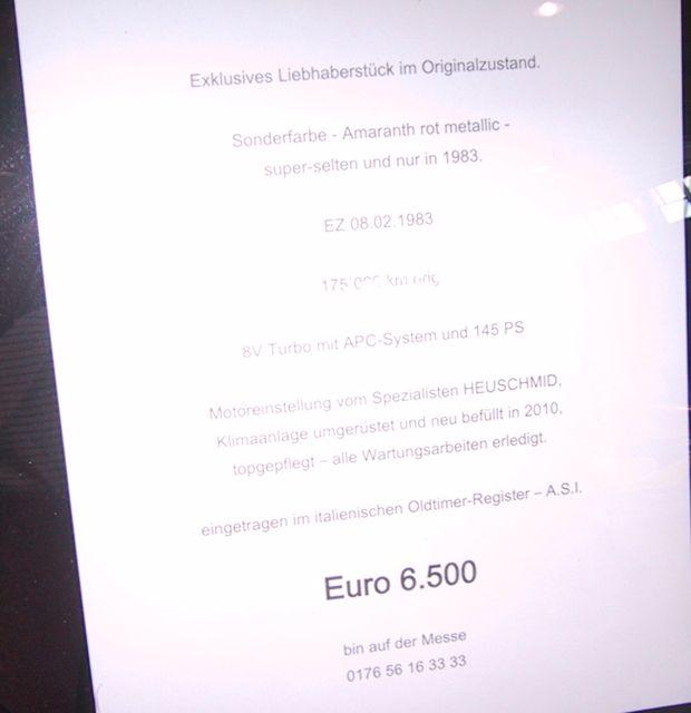 ... al menos 6.500 €.