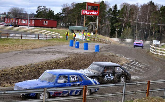 Saab duello alla Folk Race, dietro l'altro marchio di Göteborg