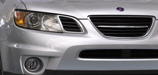 Saab Design 2005: På väg till kromglas