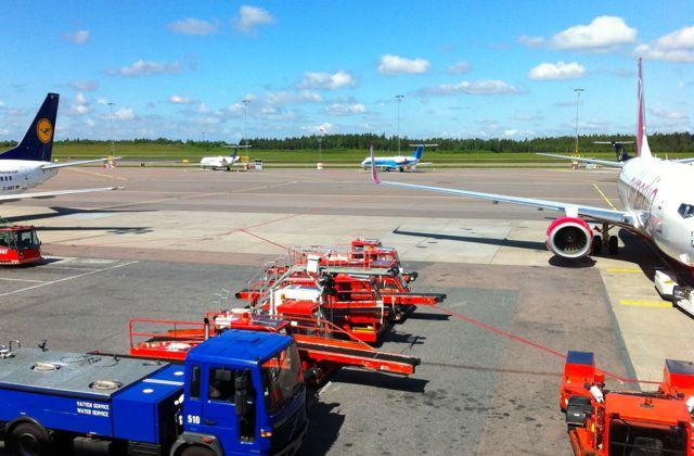 مطار لاندفيتر