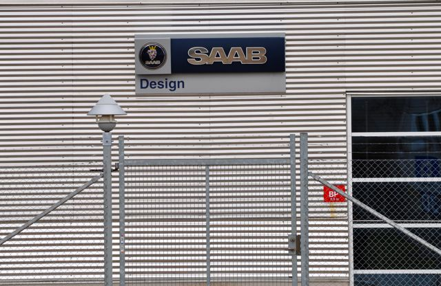 Saab design department