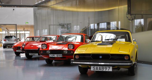 Saab Museum Trollhattan