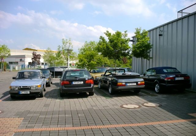Saab Treffen Bad Homburg