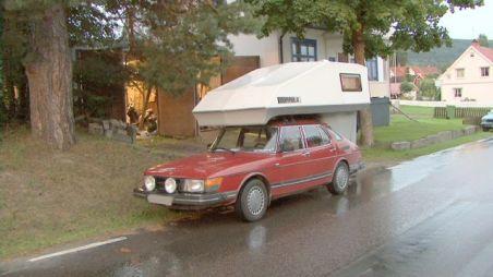 Toppola Camper Central Sweden. Foto de Manfred