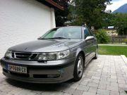 Saab 9 5 Aero 2001. Bild på Johann.