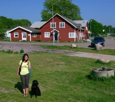 Urlaub auf Öland. Foto von Ivo.