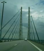Puente de Öresund. Foto de Ivo.