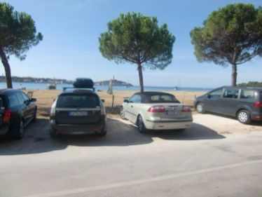 Saab 9-3 Sportkombi meets Cabriolet. Foto von Peter.