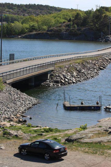 Schweden in der Nähe von Marstrand. Foto von Erik.