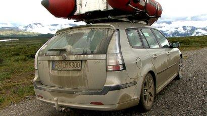 Saab 9-3 in Norwegen