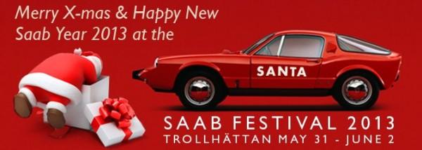 SAAB Festival 2013 wieder in Trollhättan