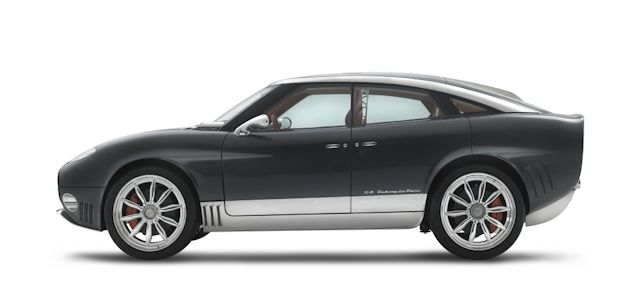 Mullers SUV: Spyker D8 für 1.000.000 US Dollar