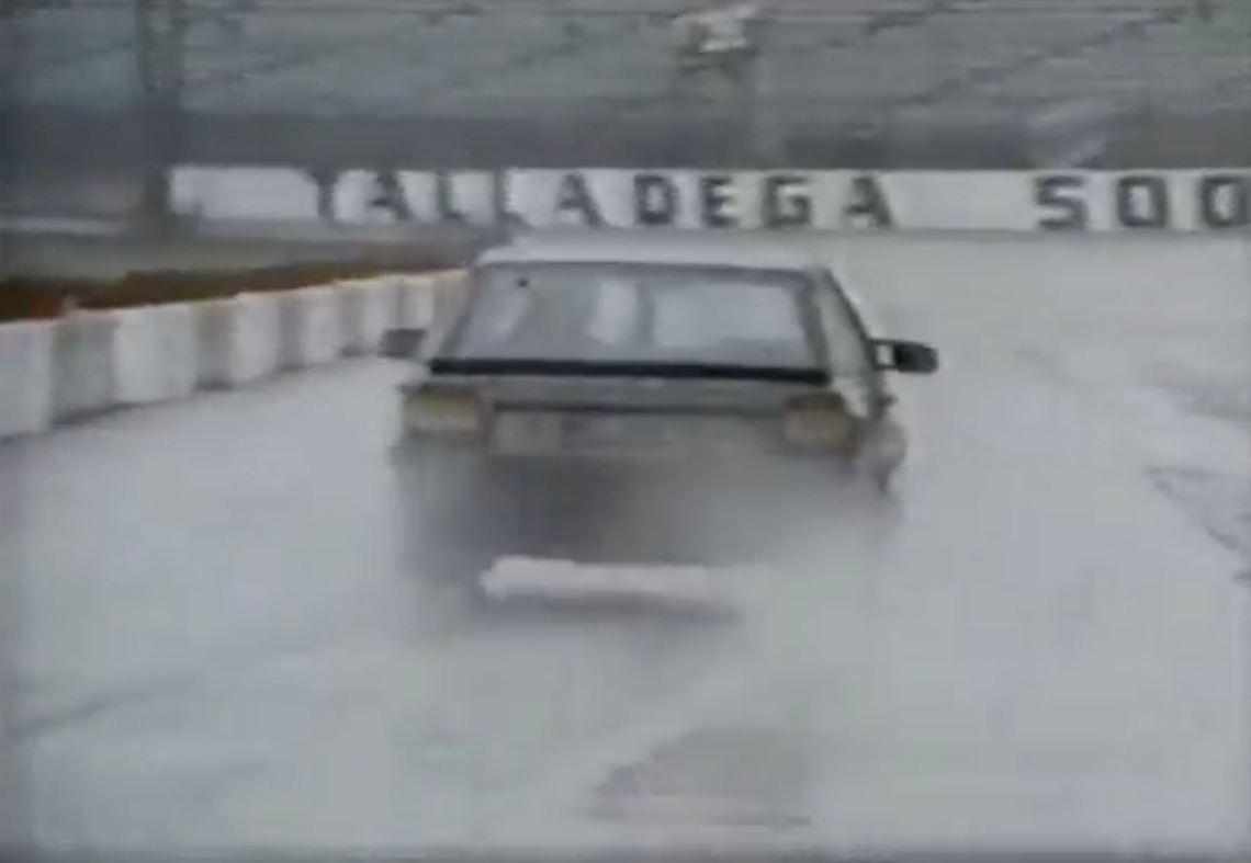 Saab 9000 Talladega 1987