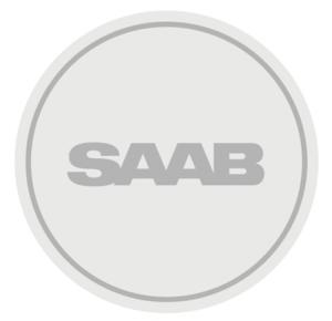 Логотип Saab для капота