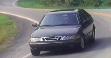 O novo Saab 900. Vídeo promocional 1994.