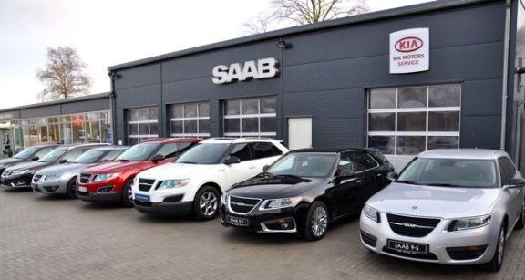 Alguns Saab estão à venda