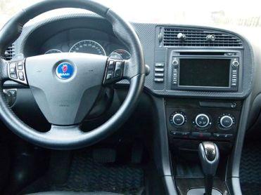 Turbo X Carbonisierter Innenraum