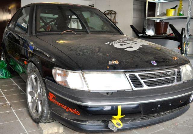 Saab R900, wie er heute aussieht