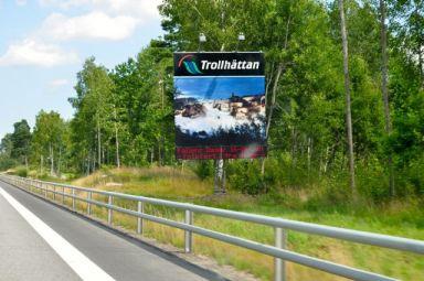 Willkommen in Trollhattan