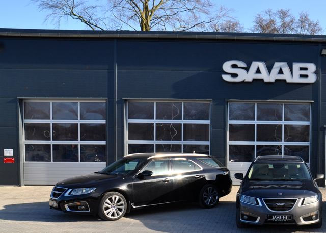 Neuer Sponsor des Saab Charity Projekts: Autohaus Lafrentz Kiel