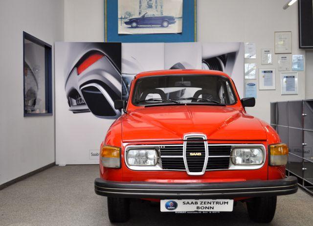 Clássico: Saab 96 de propriedade da família Kunert