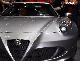 Mírame a los ojos Alfa con ADN de Maserati
