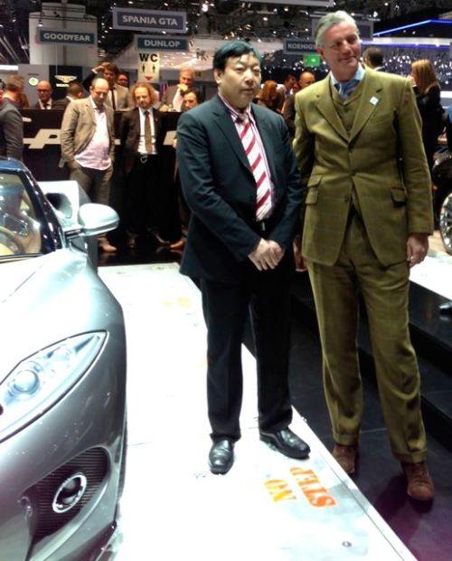 Victor Muller and Pang Qingnian - not a good partnership?
