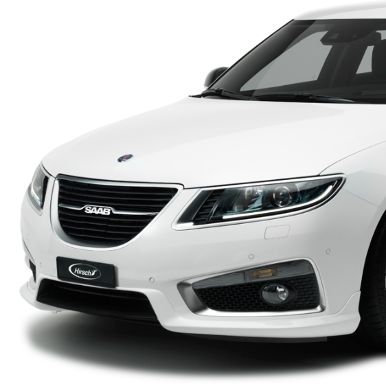 Hirsch Perfomance Front Spoiler For The Saab 9 5 II