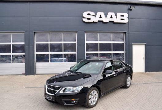Saab 9-5 II a Kiel