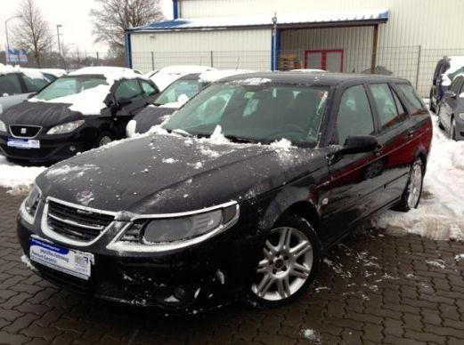 La nuova Saab 9-5 di Dietrich
