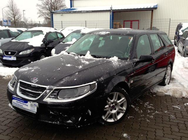 Der neue Saab 9-5 von Dietrich