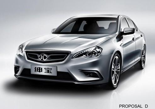 Das neue Spitzenmodell von BAIC: Shenbao Aero.