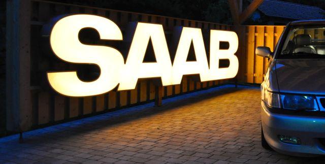 Saab futuro na prática de serviço de auto