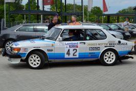 Saab 99 Rallye Replica