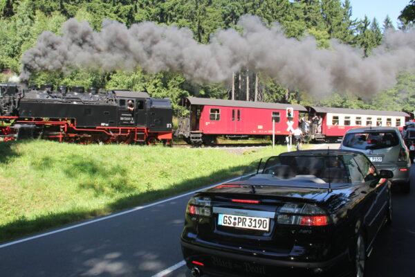 SAAb Ausflug durch den Harz