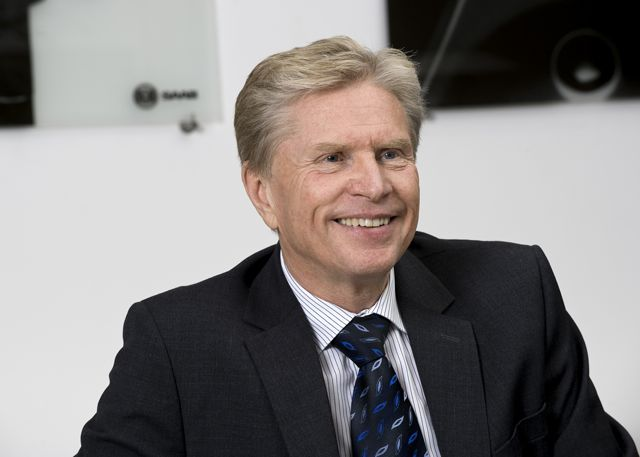 Lennart Ståhl, VD SAAB Parts AB