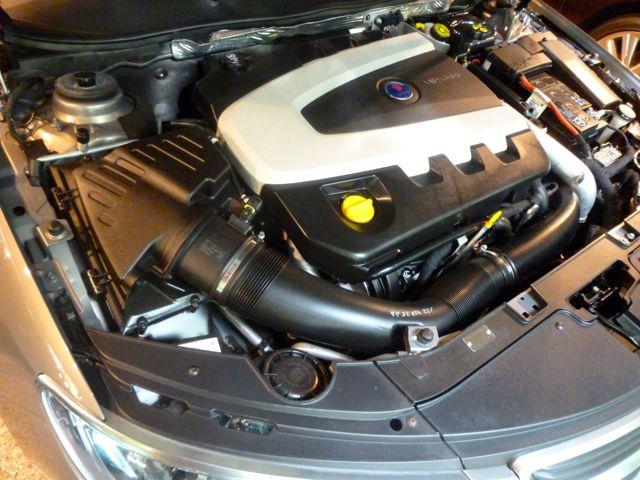 Ecco: Saab 9-5 II, V6 Diesel di VM Motori