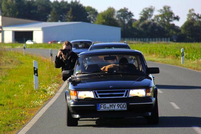 Saab in azione