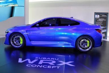 En legend från Japan lever vidare. Subaru WRX.