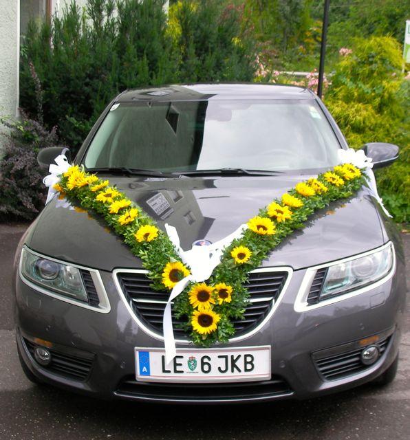 Saab 9-5 aus der Steiermark