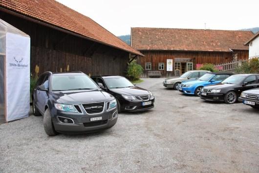 Saab 9-4x och Turbo X av Ralf