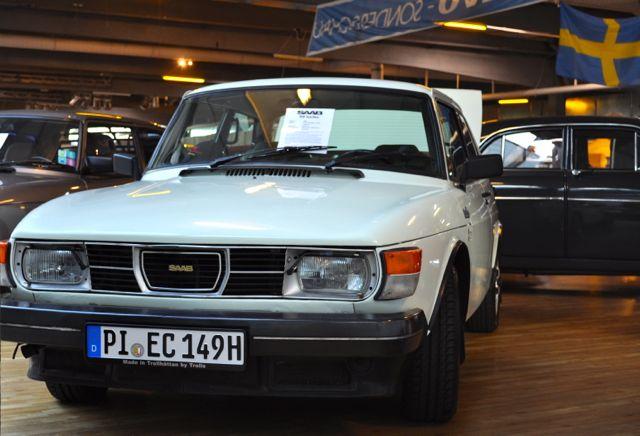 Zu verkaufen: Saab 99 Turbo