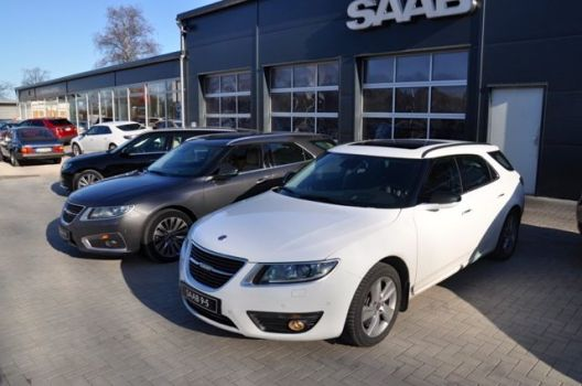 Impressioni combinate sportive Saab 9-5 II