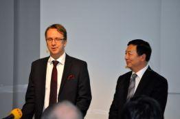 Kai Johan Jiang e Mattias Bergman
