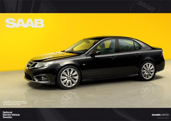 Numero Saab 1 come poster